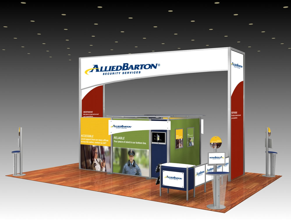 Exhibition Booth Design : Best exhibition trade show booth design inspiration