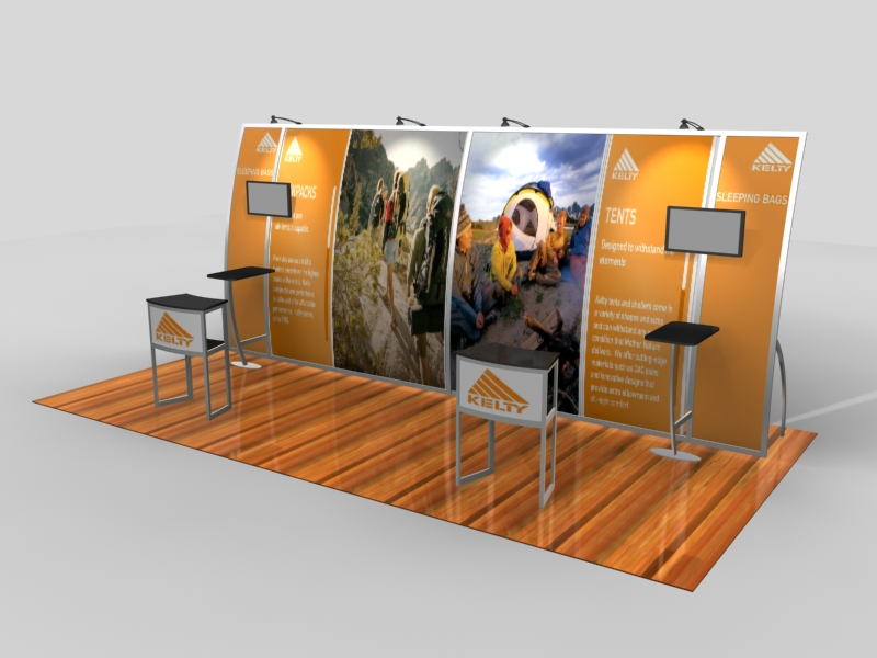 Exhibit Design Search VK 2094 Miracle Magellan Hybrid