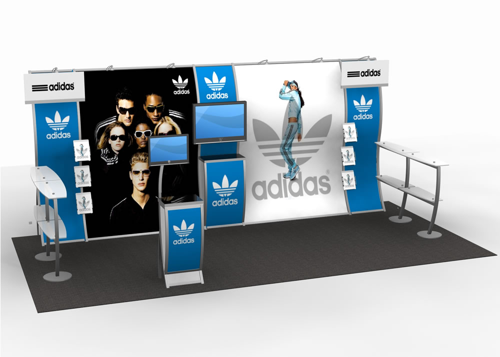 Portable Exhibition Flooring : What s the real cost of your exhibit and trade show