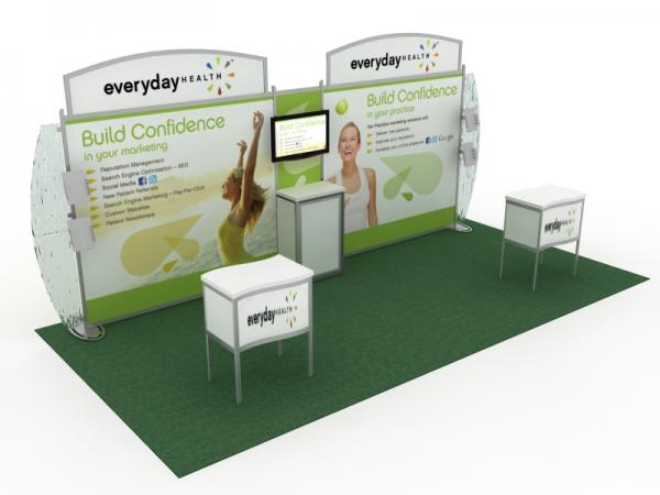 DM-0865 Portable Hybrid Trade Show Exhibit -- Image 3