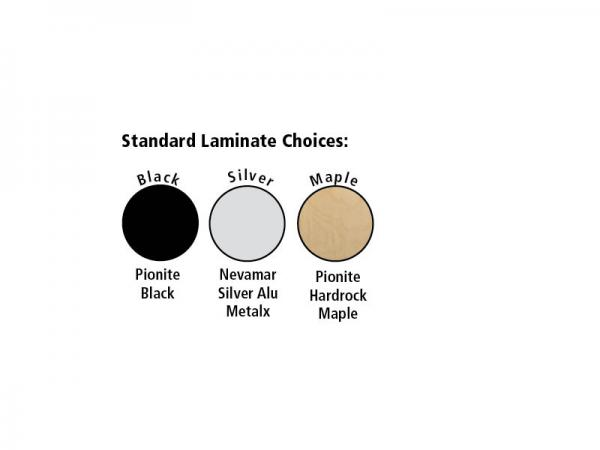 Standard Laminate Choices