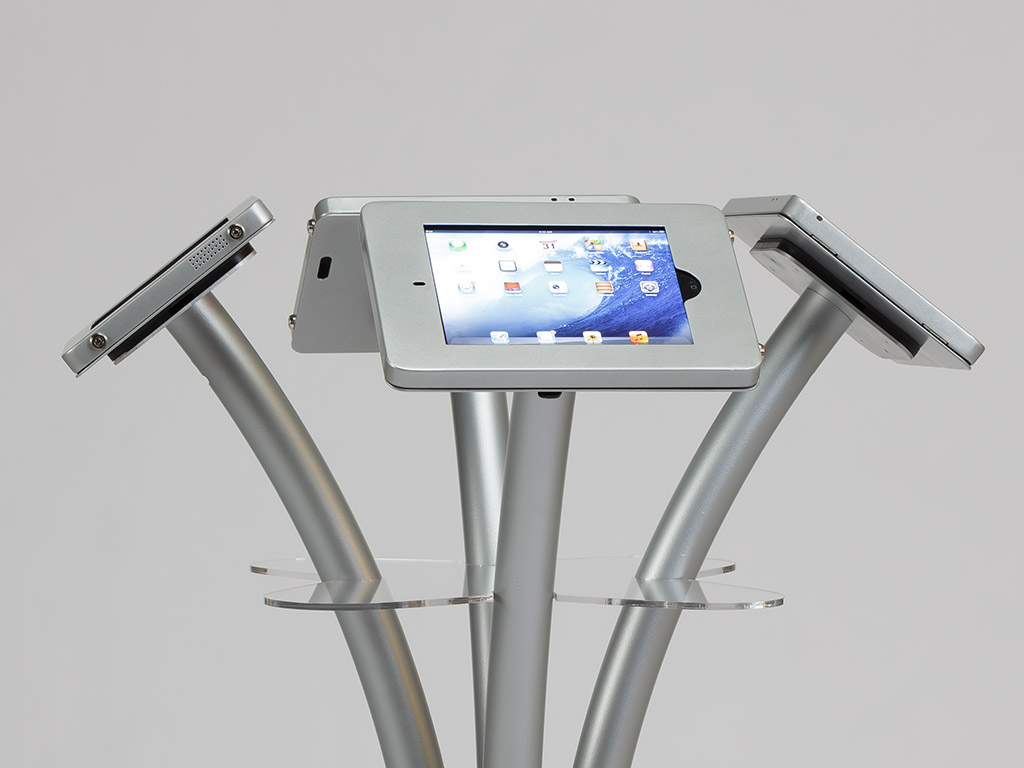 Exhibit Design Search Mod 1338 Ipad Kiosk Ipad And