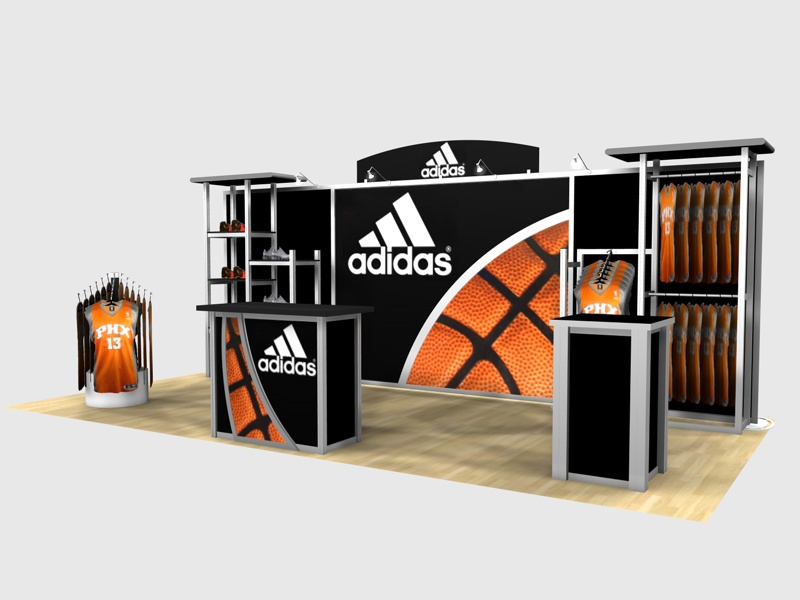 Exhibit Design Search Re 2026 Adidas Rental Inline