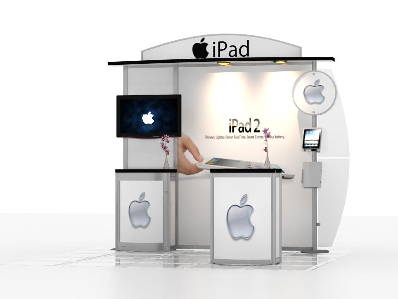 Pop Up Exhibition Stand Design : Exhibit design search re ipad rental inline