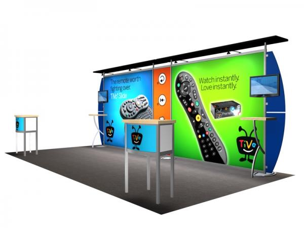 VK-2105 Portable Hybrid Trade Show Exhibit -- Image 3