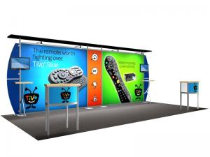 VK-2105 Portable Hybrid Trade Show Exhibit -- Image 1