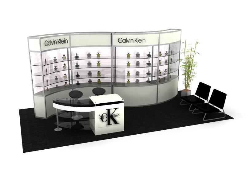 Exhibit Design Search VK 2923 Custom Hybrid Visionary