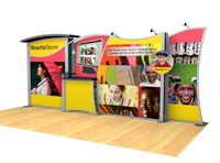 Tradeshow and Event Fabric Graphics
