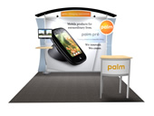 Hybrid Trade Show Displays