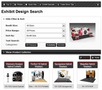 Exhibit Design Search by Classic Exhibits