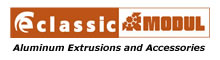 ClassicMODUL Aluminum Extrusions