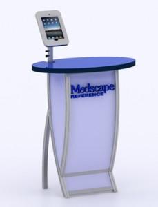 VK-1662 iPad Pedestal