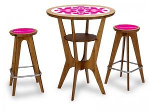 NEO Portable Brandable Furniture