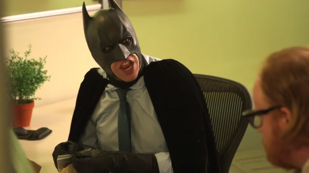 Batman-of-the-Office