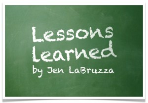 Lesson #715 – Your Best Teacher is Your Last Mistake.