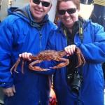 Crabby Tourists