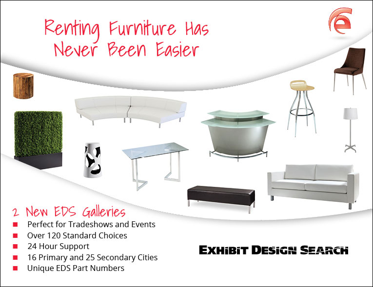 Trade Show Rental Furniture on Exhibit Design Search