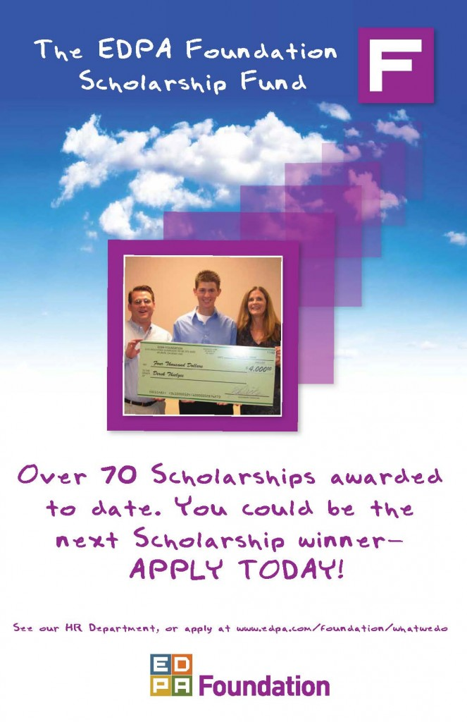 EDPA Scholarship poster 2016_final3