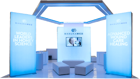 Trade Show Displays with SuperNova LED Lightboxes