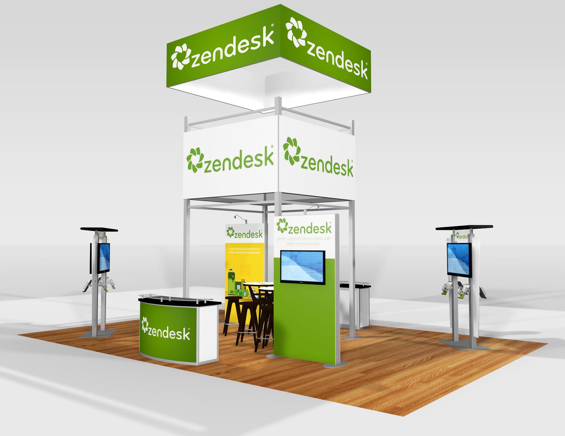 Exhibition Booth Rental Penang : Exhibit design search re zendesk island rental