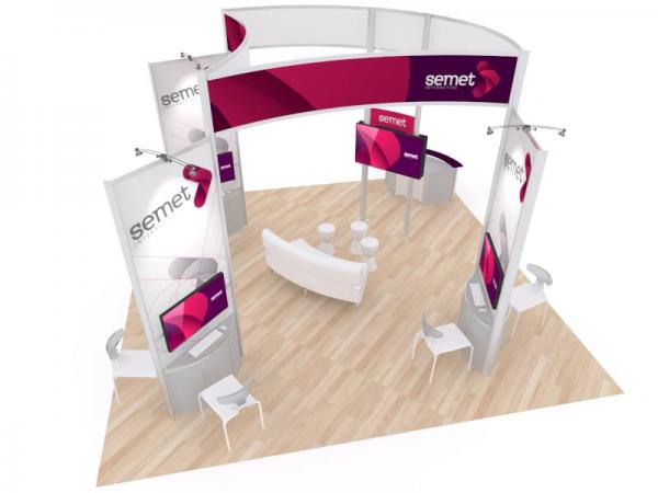 VK-5001 Trade Show Display -- Image 3
