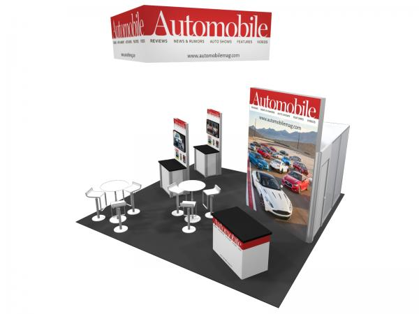 RE-9082 Automobile Trade Show Rental Exhibit -- Image 6