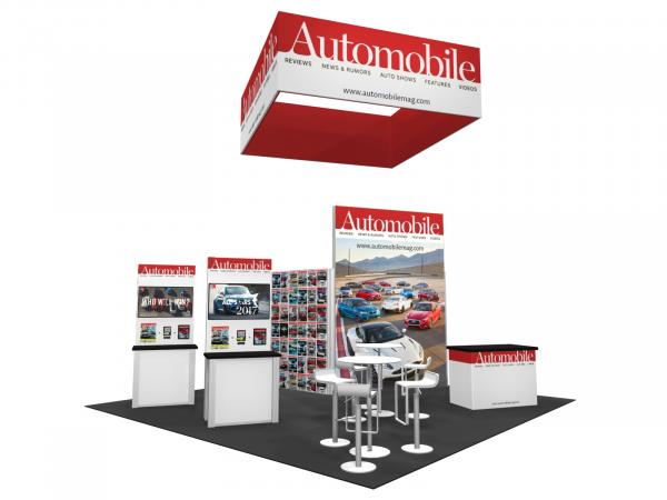 RE-9082 Automobile Trade Show Rental Exhibit -- Image 1