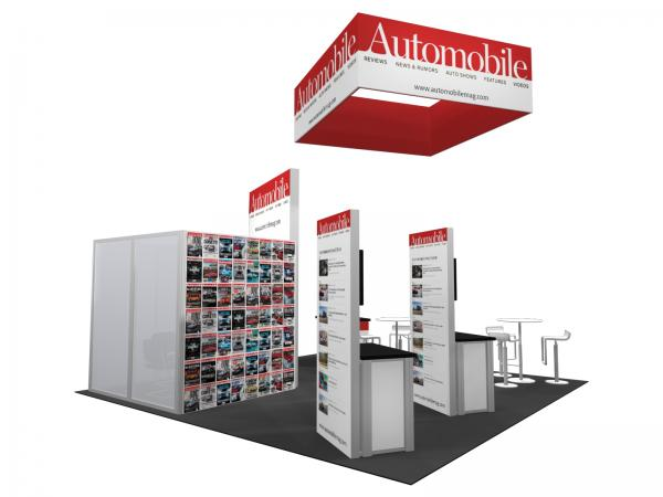 RE-9082 Automobile Trade Show Rental Exhibit -- Image 3