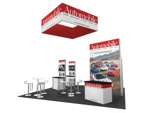 RE-9082 Automobile Trade Show Rental Exhibit -- Image 2