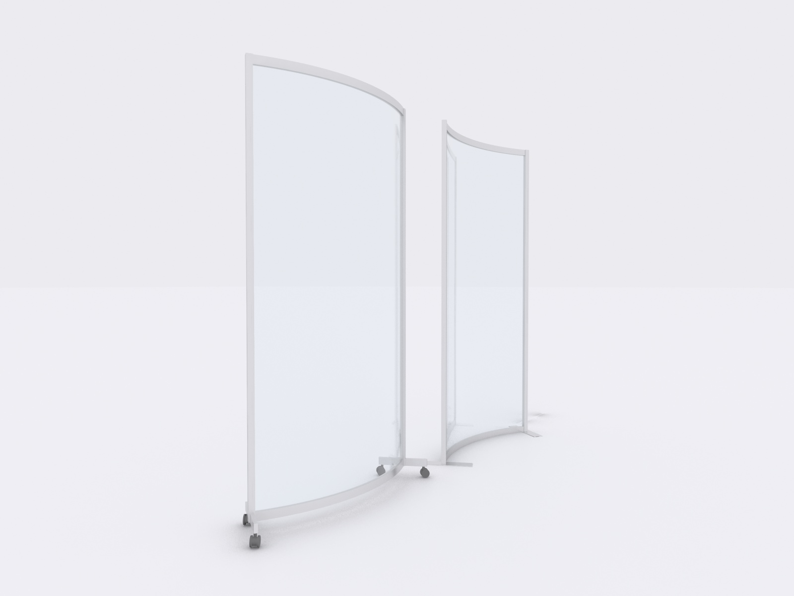 MOD-8016 and MOD-8017 Safety Dividers -- Image 1