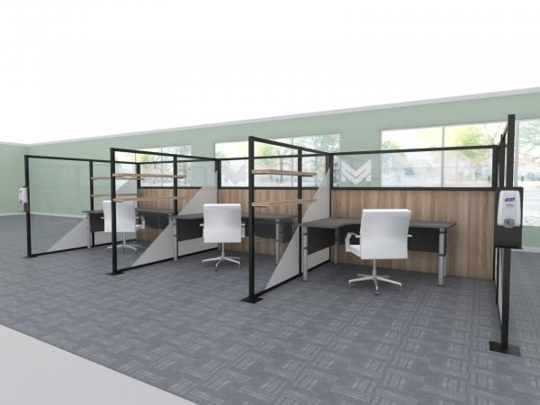 PlaceLyft Office Environments | Lyft I | ClassicMODUL