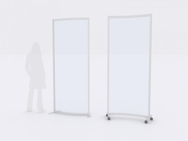 MOD-8014 and MOD-8015 Safety Dividers -- Image 1