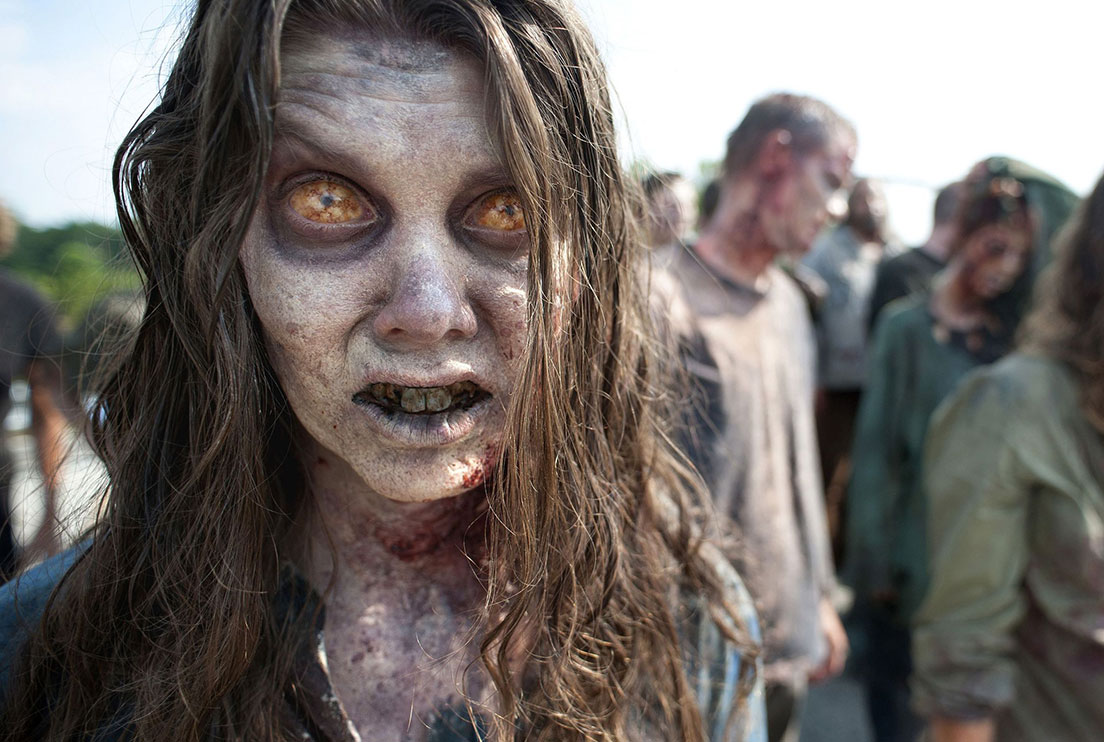 Tradeshows and Zombies