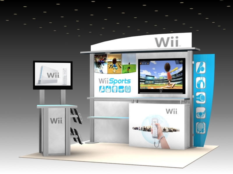 Exhibition Booth Marketing : Building a better booth design and planning classic