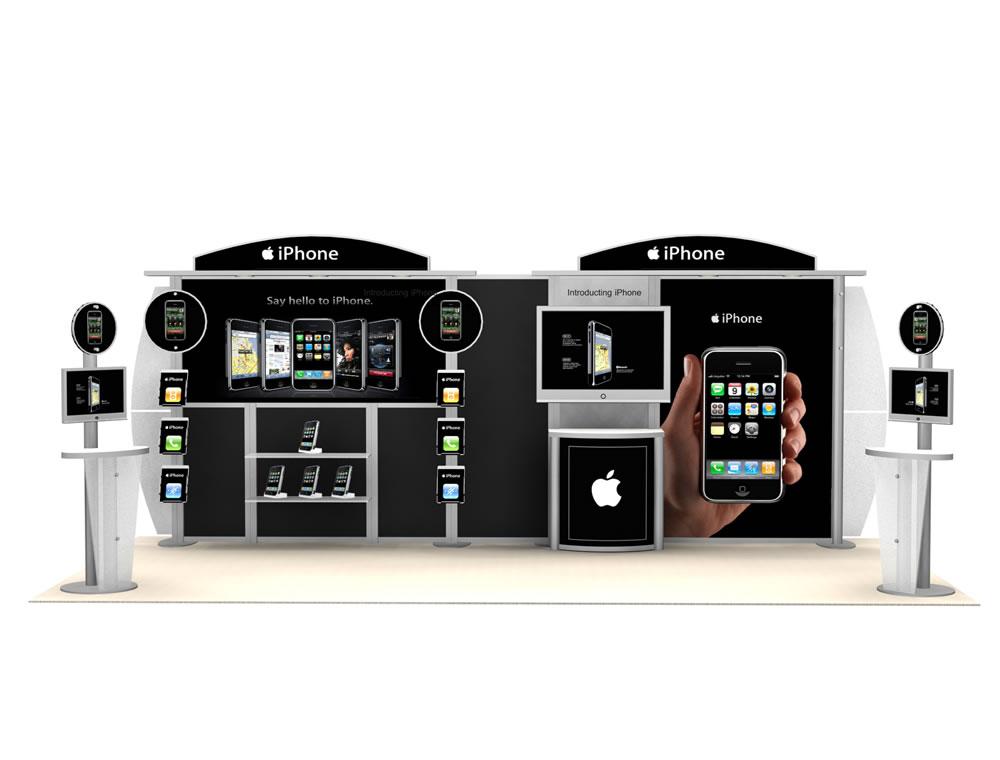 Exhibit design search mod 1177 workstation monitor for Design finder