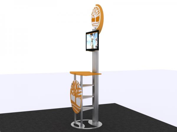 MOD-1331 Trade Show Workstation/Kiosk -- Image 3