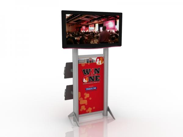 MOD-1405 Monitor Stand for Trade Shows or Events -- Image 2
