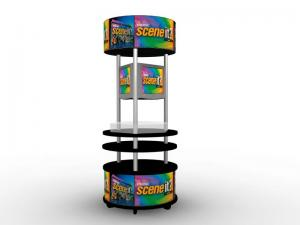 MOD-1146 Trade Show Video Tower or Kiosk