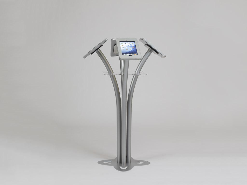 Exhibit Design Search Mod 1338 Ipad Kiosk Ipad And