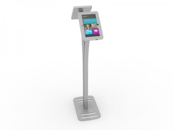 MOD-1334M Portable Surface 2 Kiosk -- Portrait Position