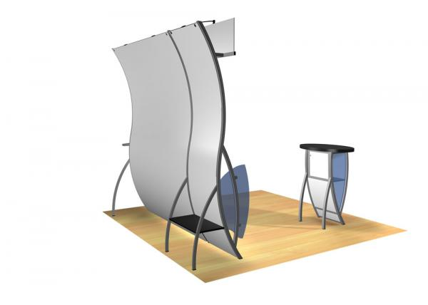 Perfect 10 VK-1505 Portable Hybrid Trade Show Display -- Image 6