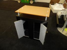 LTK-1121 Modular Laminate Pedestal with Locking Storage -- Image 2