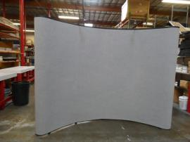 QD-113 Quadro S Pop Up Display with Velcro-compatible Fabric -- Image 2