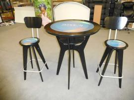 OTM-100 Portable Table and Chairs