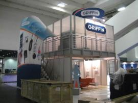 Rental Exhibit -- Double Deck Display -- Image 1