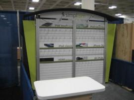 Rental Exhibit -- 10 x 10 Hybrid Display