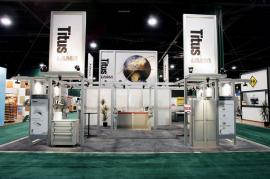 20' x 20' Rental Exhibit -- Image 1