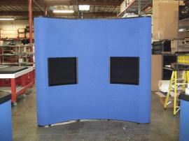 QD-103a Quadro S Pop Up Display with Shadowboxes -- Image 1