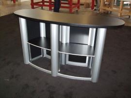 Custom Kidney Shaped Counter (front) -- MOD-1183