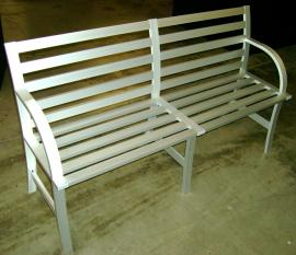 MODUL Custom Park Bench (Exhibitor2007 sneak peek)